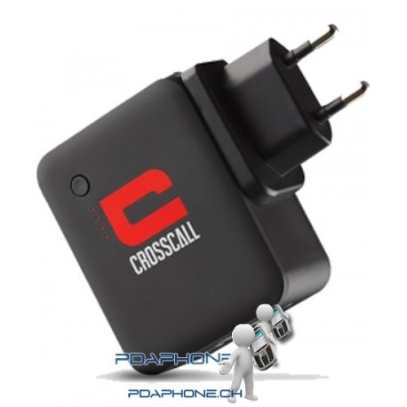 Crosscall Chargeur secteur à réserve d'énergie