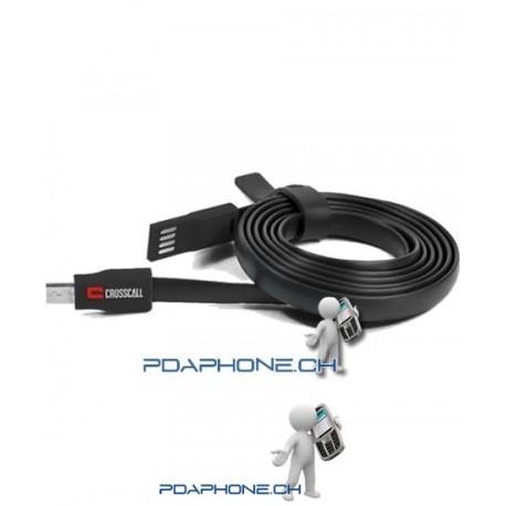 Crosscall Câble plat USB / MICRO