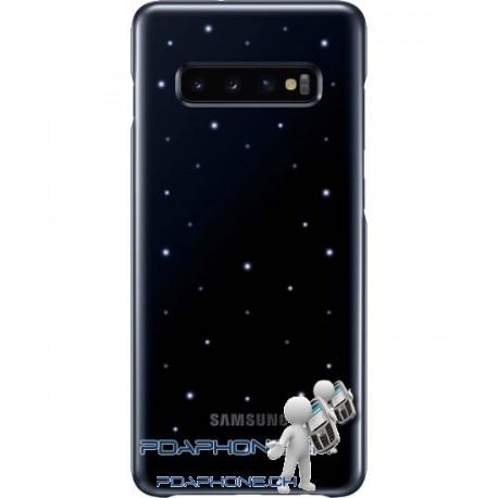 Samsung LED Cover Noir Galaxy S10+