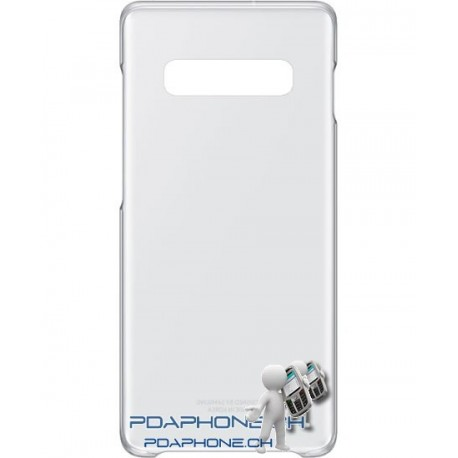 Samsung Coque transparente Galaxy S10