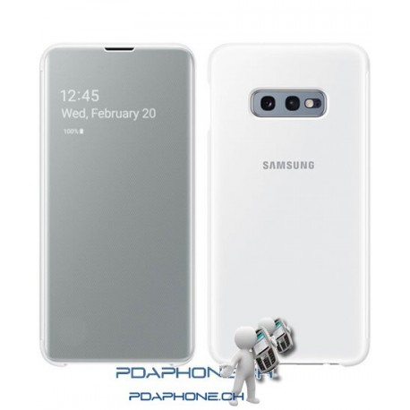 Samsung Clear View Cover Galaxy S10e