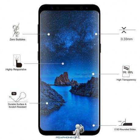 EIGER 3D Glass pour Samsung Galaxy S8