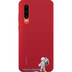 Huawei Silicone Case Aimantée P30