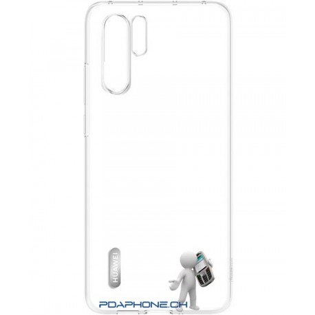 Huawei Coque Transparente P30 Pro