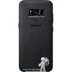 Samsung Coque Alcantara Galaxy S8