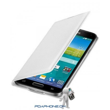 Samsung Flip Wallet Noir Galaxy S5