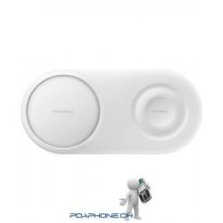 Samsung Chargeur sans fil duo pad EP-P5200
